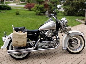 Deluxe Custom Heritage- All you expect from a Harley!!