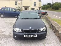 Bmw 116i 2006 77,000 miles one previous owner 6speed