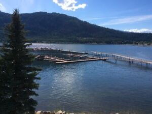Condo for rent by the month only in sicamous--Grandview shores