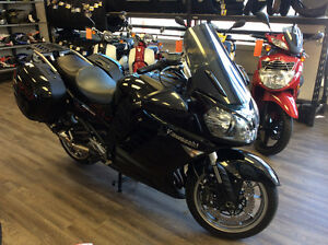 2009 Kawasaki Concours 1400 ABS with Extras!!
