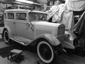 Wanted Parts for 1931 Essex