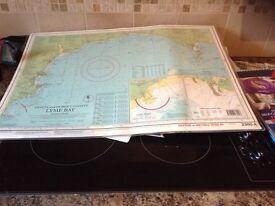 Devon and Dorset Coasts charts