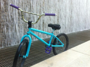 Mongoose custom BMX,all new top shelf parts,to much to list,ask!