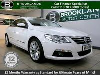 Volkswagen Passat CC 2.0 TDI CR 140PS [3X SERVICES and STUNNING COLOUR]