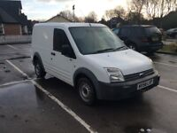 FORD TRANSIT CONNECT 1.8 TURBO DIESEL 58 PLATE