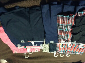 Girls size 14 skirts shorts