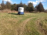 Cargo/livestock trailer