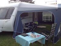 Dorema Madison Acrylic caravan awning