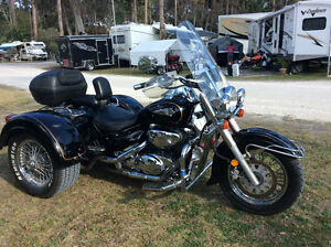 2004  Suzuki Volusia Lehman Conversion Trike