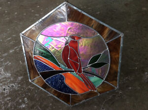 Stained. Glass Window Hanger