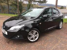 Seat Ibiza 1.6TDI CR ( 105ps ) 2010MY Sport