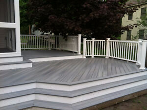 END OF SEASON COMPOSITE DECKING CLEARANCE