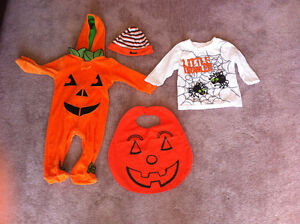 Halloween baby clothes 3-6mos Belleville Belleville Area image 1