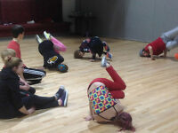 Hip Hop/BD and Dance for 3-6years old