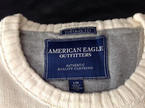 Men's sweater American Eagle LARGE