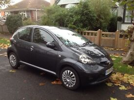 2006 TOYOTA AYGO 1.0 Plus 5DR ONE LADY OWNER