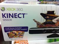 XBOX 360 KINECT SENSOR BRAND NEW IN BOX