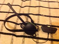 1st edition Xbox one headset and mic new