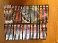 Stargate SG1: Season 1 to 10 DVD Box Set