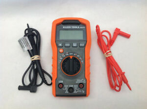 Klein-Tools-MM400-Auto-Ranging-Digital Multi Meter