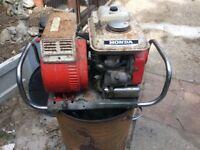Honda g 28 Petrol generater Spares or repairs