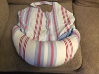 Thrupenny bits Breastfeeding pillow and nursing cover