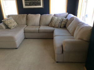 Sectional Couch - Very Comfortable