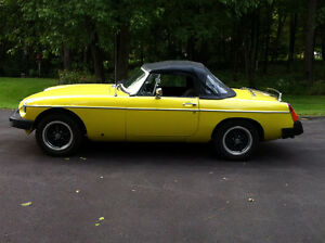 For sale 1977 MGB