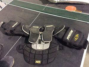 ITECH Youth Upper Body Goalie Equipment