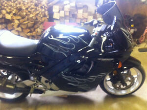 Cbr 600 f2 in awesome shape