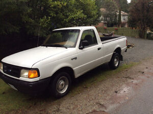NEW PRICE $2290.obo. Super Decent, Reliable 1996 Ford Ranger PU!