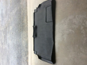WeatherTech Floor Mat.  F150 SuperCrew