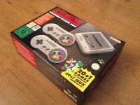 Super Nintendo Classic Mini Console SNES Brand New Unopened