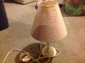 Girl room lamp