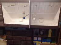 cage bird flight cage . New and unused