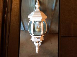 Lampes extérieures