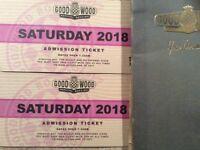 Goodwood Revival tickets x2