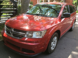 2012 Dodge Journey Minivan, Van. 12000$. 25000 km