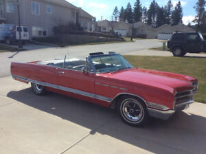 1965 Buick Electra 225 Covertible
