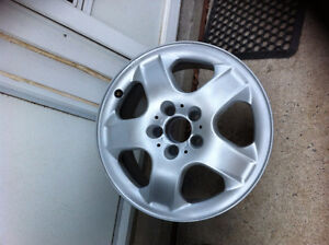 4 Mercedes Rims ,5X112 mm, or 5X4.41 Inches