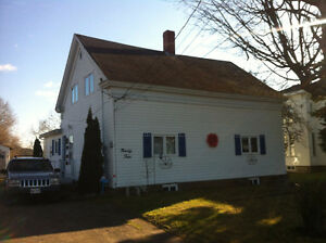 Character Home w/ Two 2 Bedroom Apartments St Stephen NB