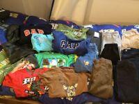 LARGE BOYS CLOTHES BUNDLE AGE 6-7