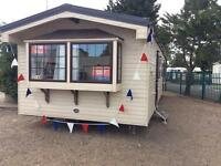 Static Caravan Nr Clacton-on-Sea Essex 2 Bedrooms 6 Berth ABI Hathaway 2004