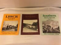 Steam Railway Enthusiasts Books