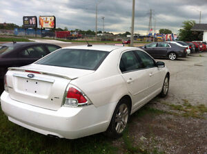 2009 FORD FUSION SAFETY +e TEST $ 4500 +HST