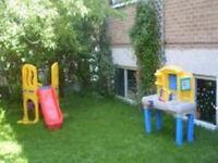 Place disponible poupon 2-13mois/Saint-léonard,Rosemont 7.55$