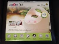 Excellent pump - Spectra S2 double electric breast pump. - BPA FREE