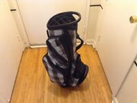Special Edition golf bag with 14 slots for clubs