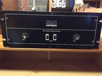Dual channel power amp