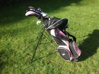 Ram Junior Golf Club Set - right handed